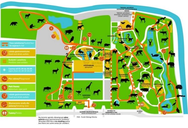波兰弗罗茨瓦夫150多岁的动物园