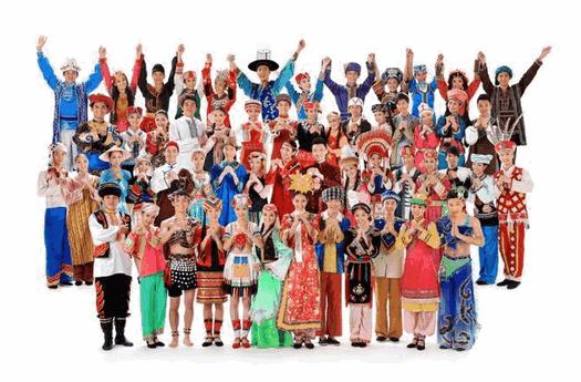 中国55个少数民族和少数民族主要聚居地在哪里