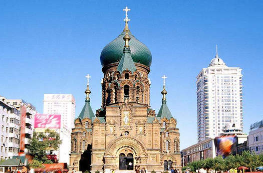 哈尔滨索菲亚教堂旅游攻略