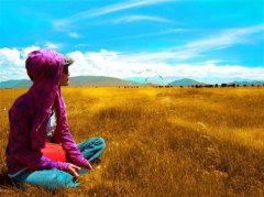 90后女生徒步到西藏经历,很感人