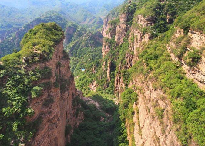 邢台大峡谷旅游攻略