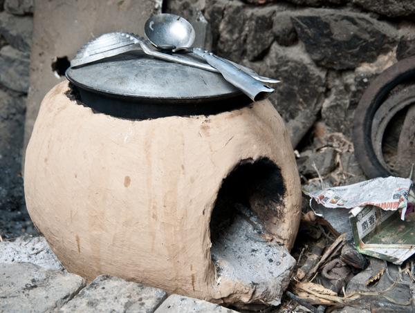 农村曾经使用的各种灶台
