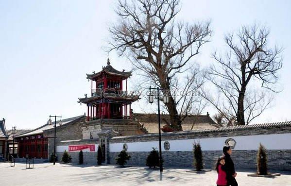 河北省历史文化名镇名单-蔚县暖泉镇