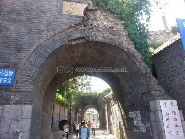 河北省历史文化名镇名单-井陉天城镇