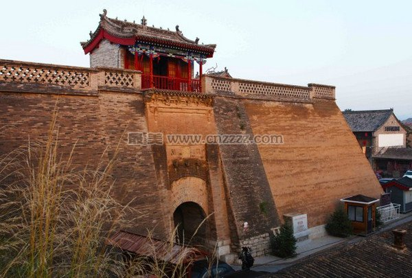 河北省历史文化名镇名单-蔚县王城镇