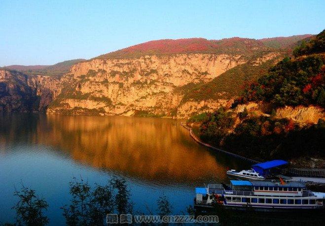 三门峡黄河丹峡景区旅游攻略