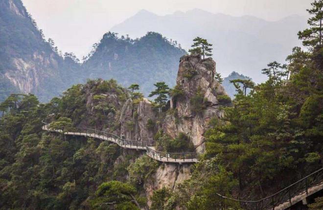 临安大明山风景区旅游攻略