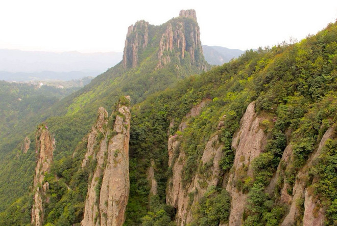 浙江仙华山风景名胜区旅游攻略