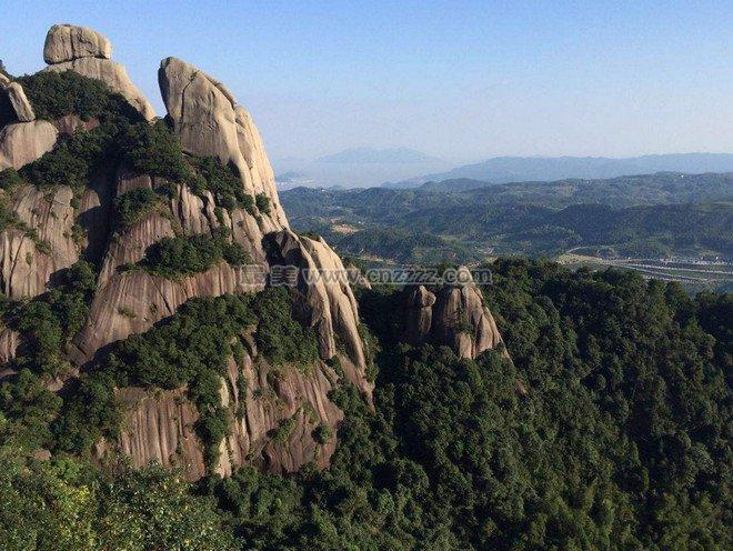 福建太姥山风景区旅游攻略