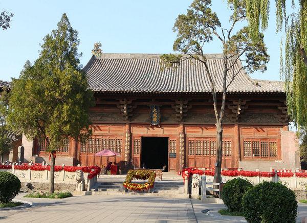 平遥文庙学宫博物馆旅游攻略