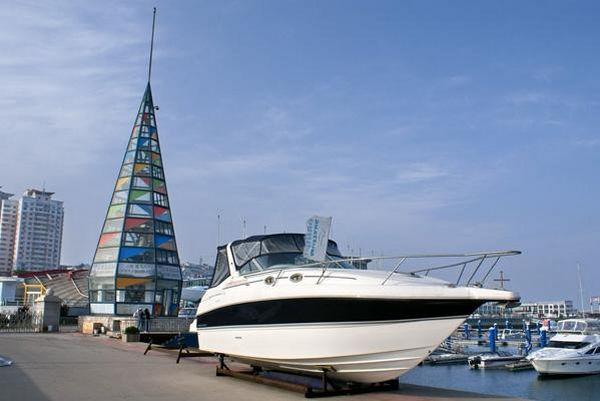 青岛银海国际游艇俱乐部旅游攻略