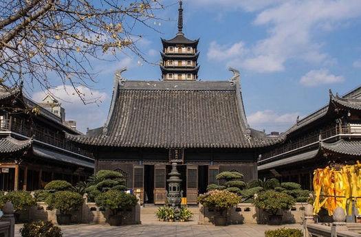 寺、院、庵的介绍以及寺庙并说的含义
