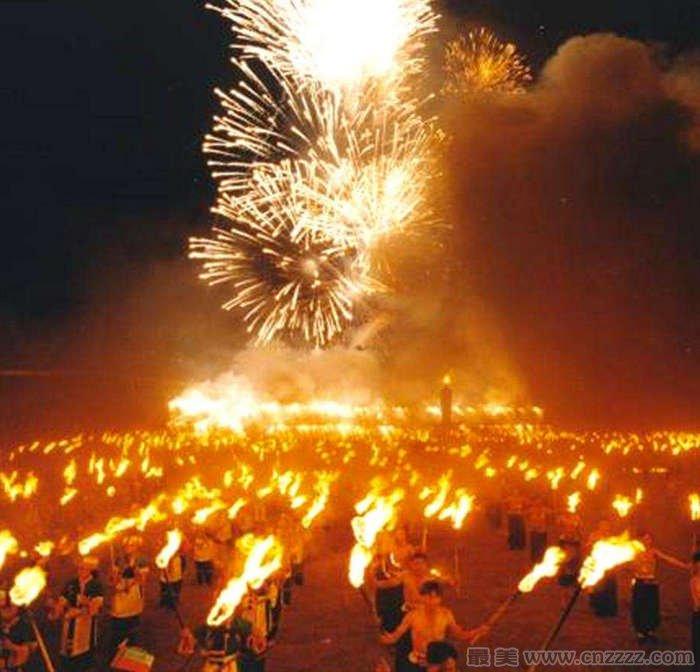 云南火把节的由来和火把节的传说
