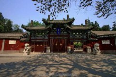 定州文庙风景美图