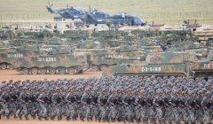 新中国建立后一共举行了几次阅兵?都是哪年举行的阅兵?