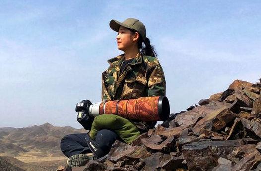 初雯雯-最美生态环保志愿者