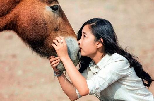 最美生态环保志愿者-初雯雯美图