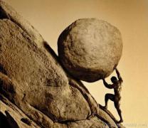 滚石上山出自哪里?滚石上山是什么意思?