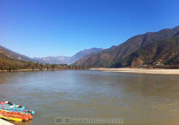 攀枝花长江国际漂流基地