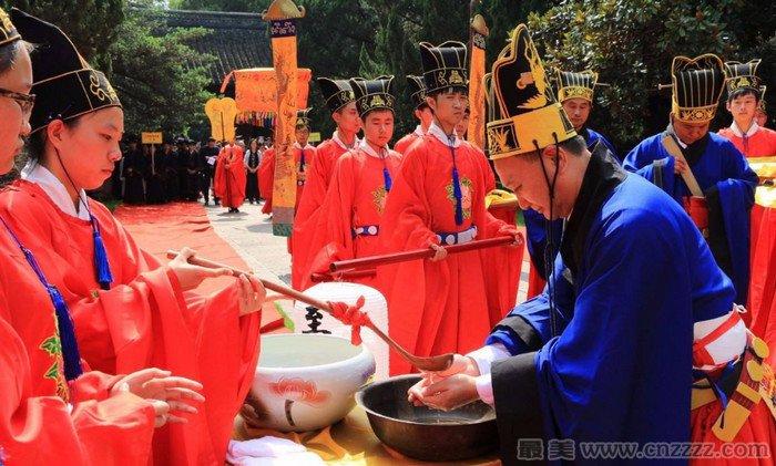 上海孔子文化节