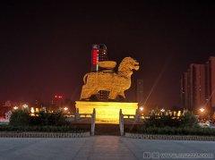 沧州新铁狮子简介和旅游攻略