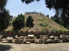 定州市的汉中山王墓群