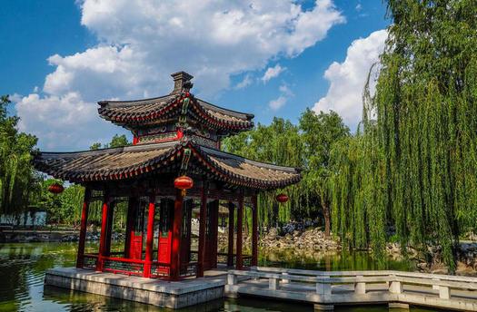 北京市大观园风景区简介和旅游攻略