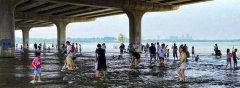 石家庄滹沱河的漫水路在哪里?在漫水路戏水有安全隐患吗?