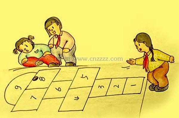 五十年代到八十年代出生的农村孩子玩的游戏