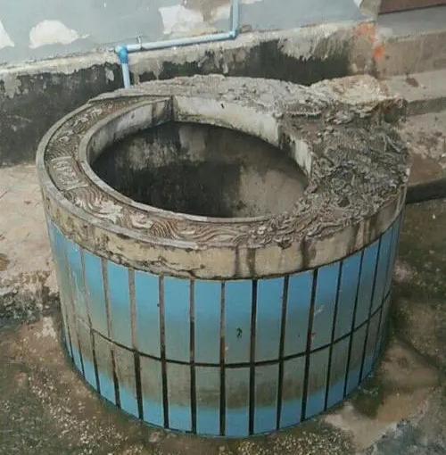 建水县的月牙井和井文化