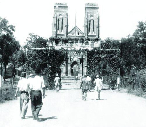 中国人民大学的前身和成立时间