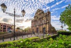 澳门大三巴牌坊的建设历史和牌坊结构介绍