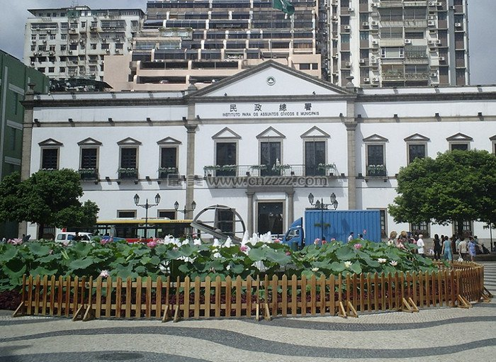 澳门民政总署大楼发展历史、旅游攻略