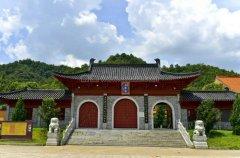 湖南浏阳石霜寺